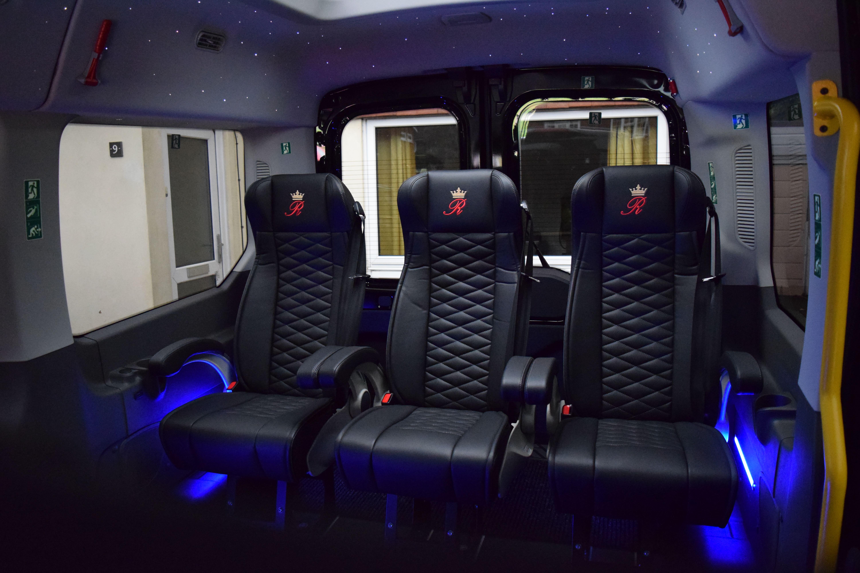 Interior 8 seater image